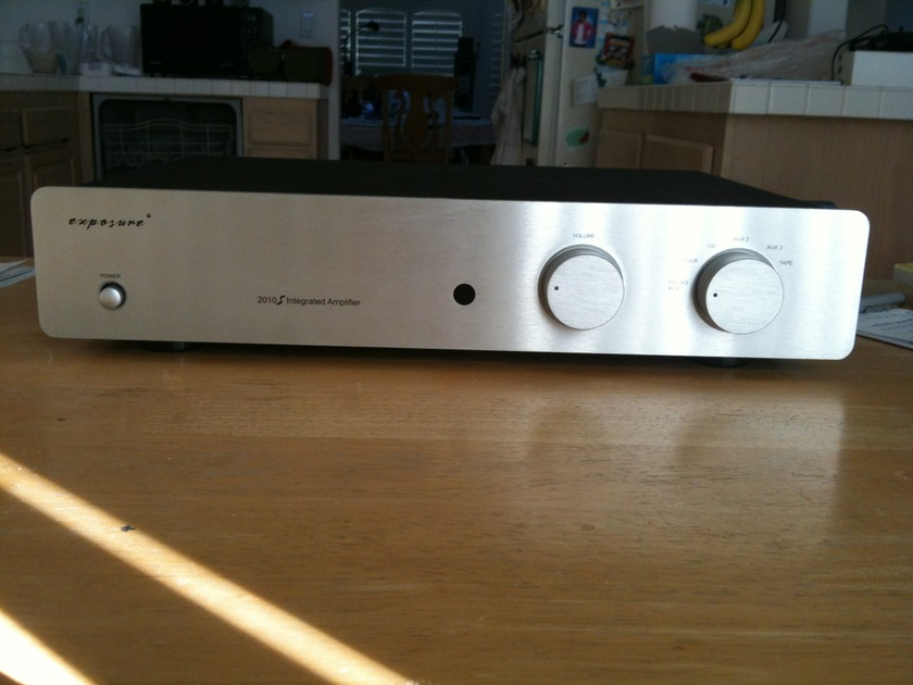 Exposure 2010S (Stereophile Class A)