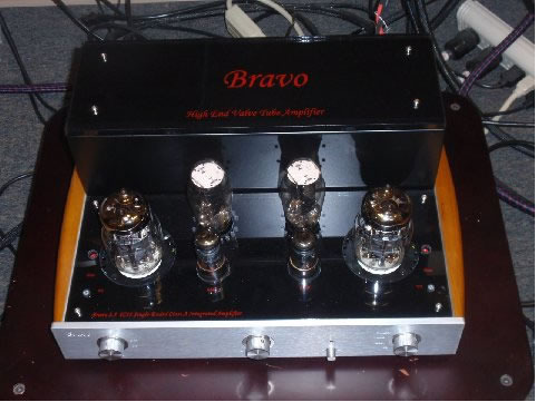 JAS AUDIO 2.3 SE SINGLE ENDED  CLASS A OPERATION 6C33 Integrated Tube Amplifier