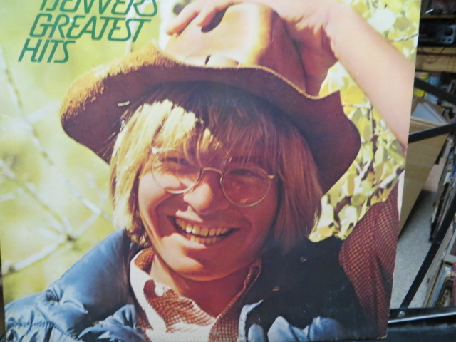 JOHN DENVER - GREATEST HITS VOL 1