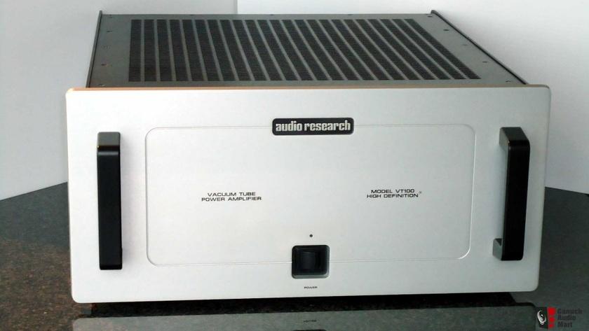AUDIO RESEARCH VT100 MK2