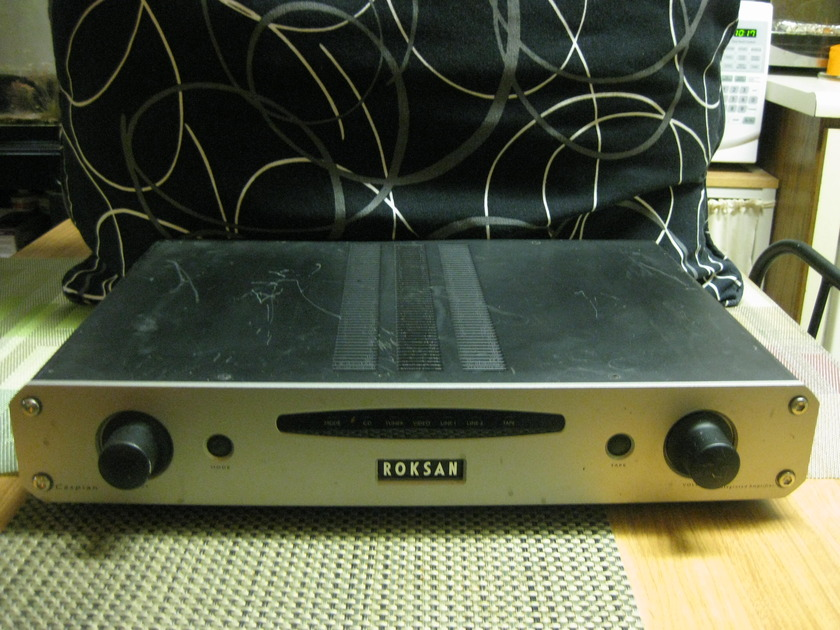 Roksan Caspian (Mark 1) Integrated Amplifier