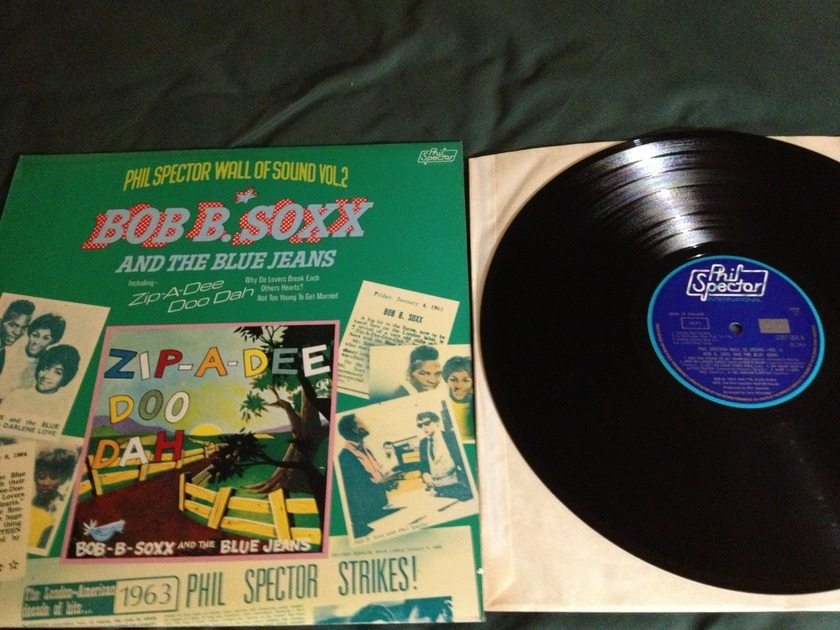 Phil Spector - Wall Of Sound Volume 2 Bob B. Soxx And The Blue Jeans UK LP NM