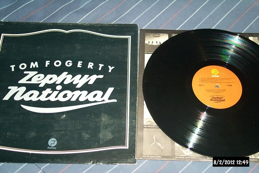 Tom Fogerty(CCR) - Zephry National LP NM