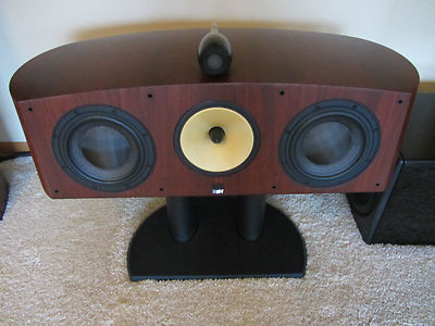 B&W B&W HTM2D Rosenut Diamond Center Channel Bowers & Wilkins HTM2D for sale or trade