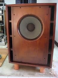 "Wanted Onken Cabinet 360 Liter for Altec 416 15"""