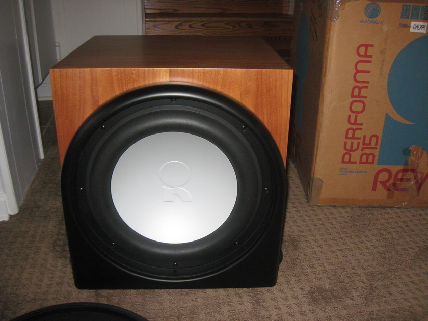 Revel Performa B15a Powered Subwoofer