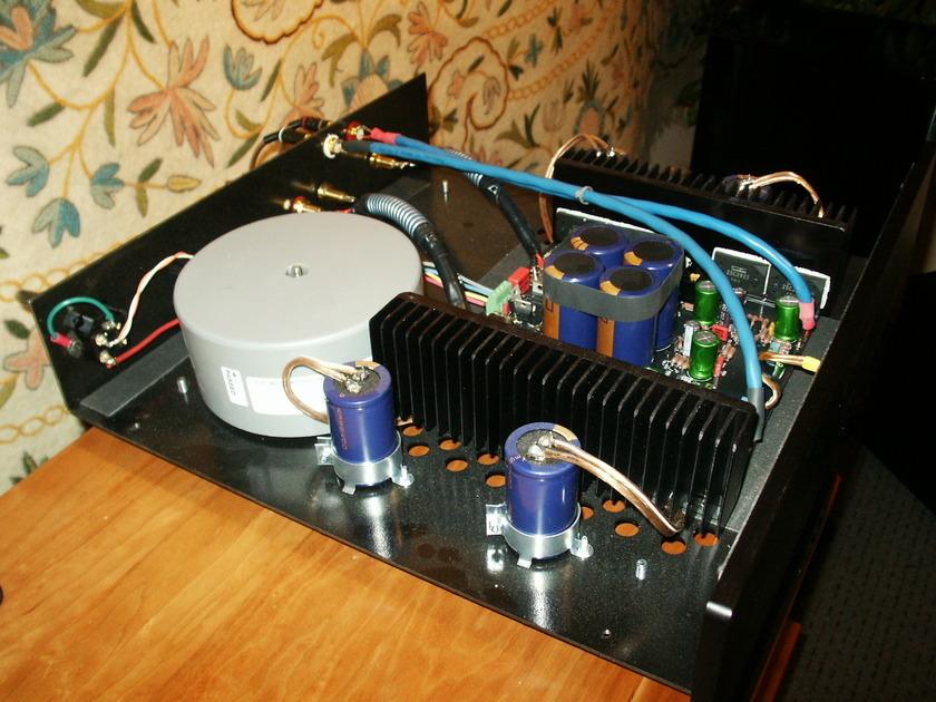 Odyssey Khartago Stereo Extreme amplifier