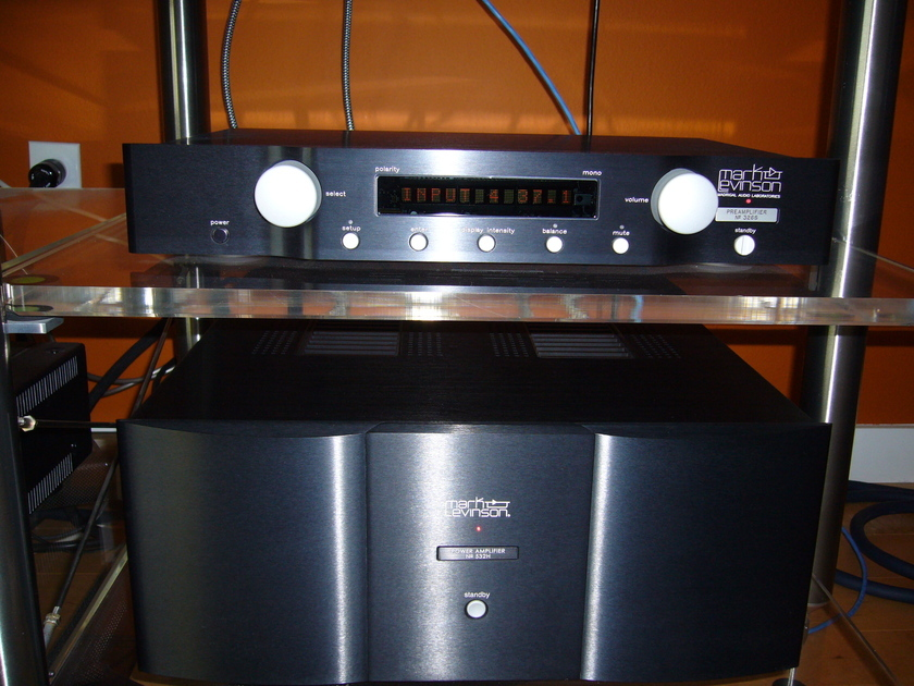 Mark Levinson 326s 532H $10,000 USD 326S . 532H amplifier MSRP amp is $8,500 USD