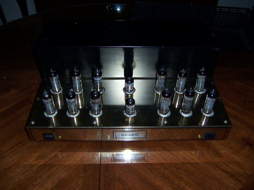Beard M70 Tube Amps