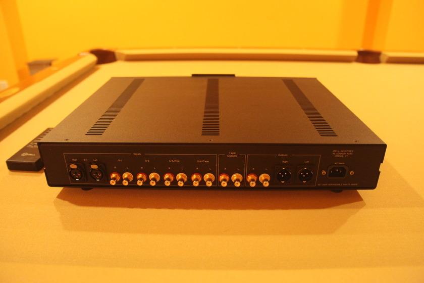 KRELL PREAMP KRC-3 KRC3 Excellent + Remote