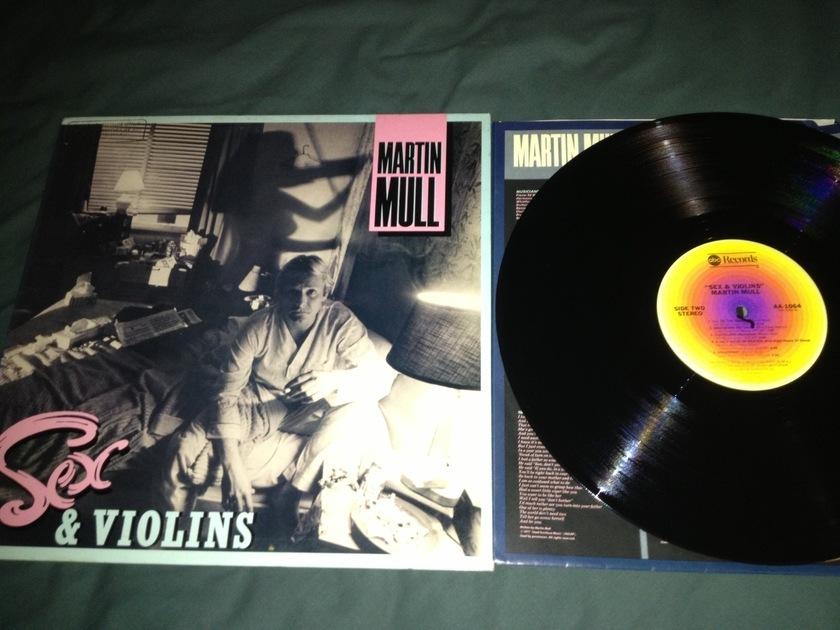 Martin Mull - Sex & Violins LP NM ABC Label