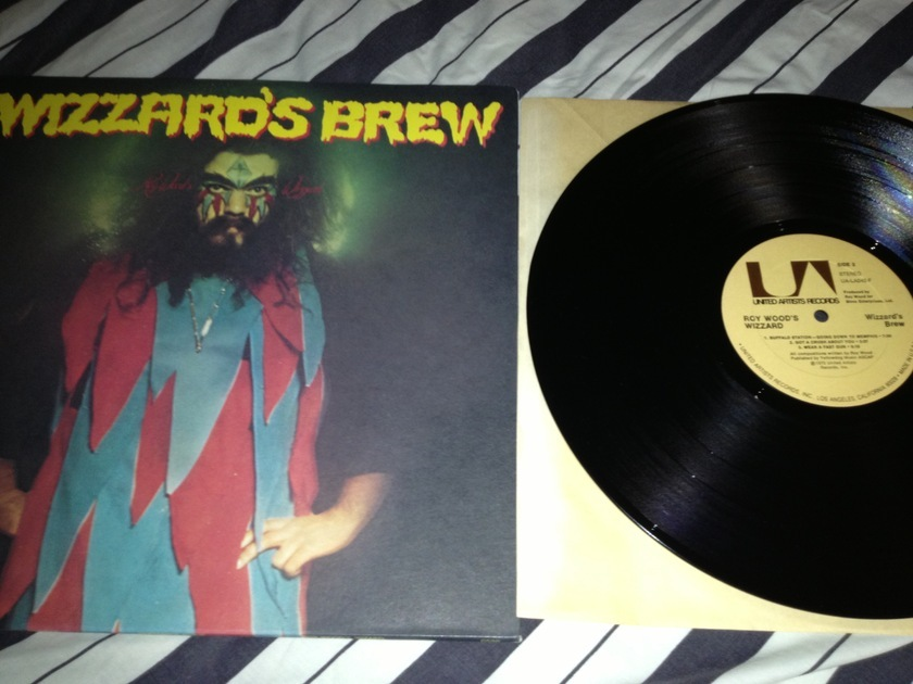 Roy Wood - Wizzard's Brew LP NM