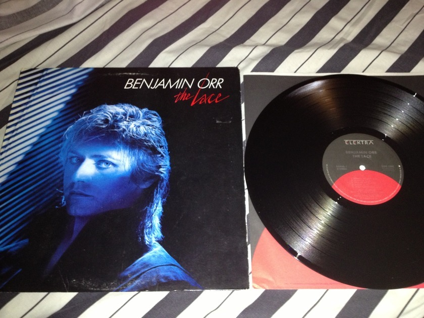 Benjamin Orr(The Cars) - The Lace LP NM