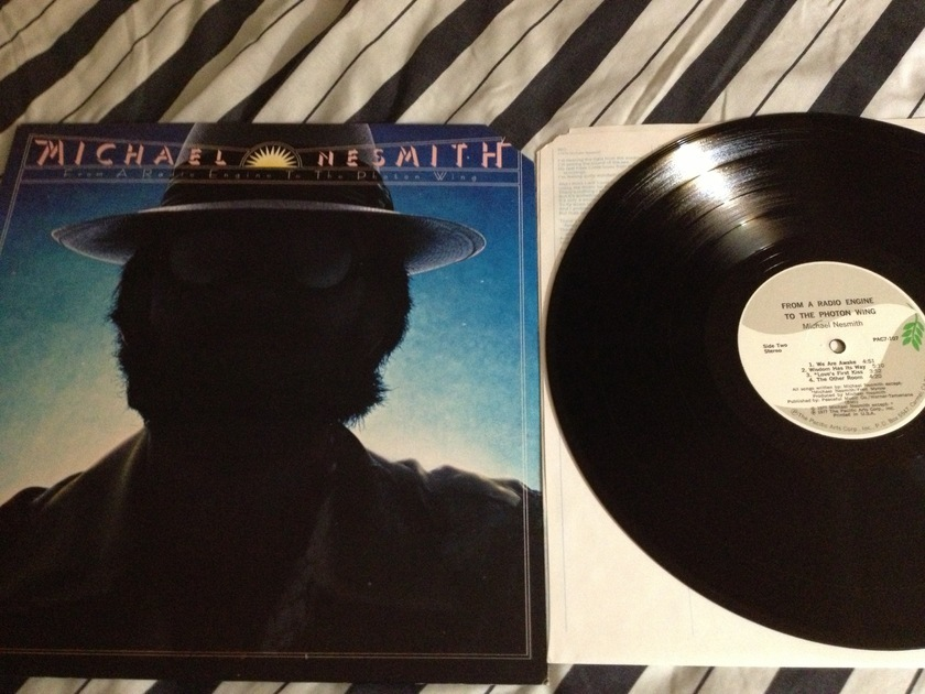 Michael Nesmith - From A Radio Engine To The Photon Wing LP  NM