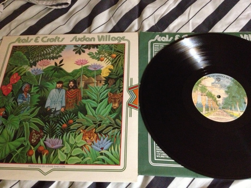 Seals & Crofts - Sudan Village LP NM