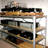 Steve Blinn Designs Gorgeous 4 Shelf Super Wide Rack ea...