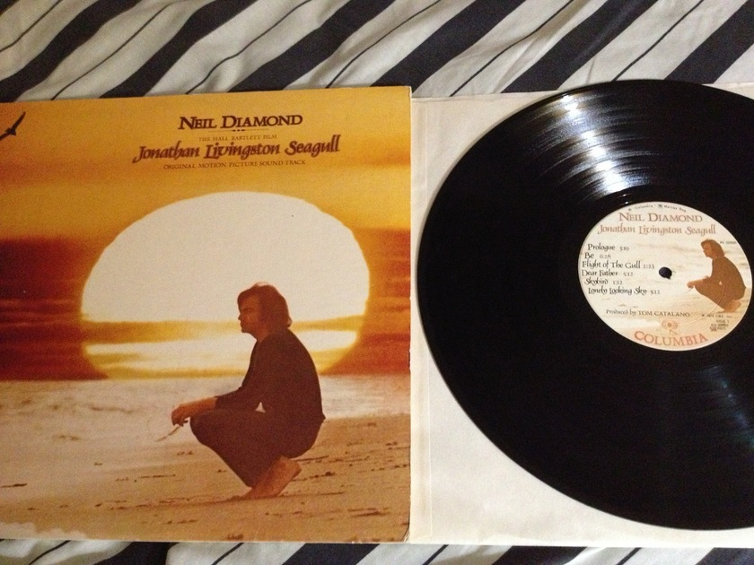 Neil Diamond - Jonathan Livingston Seagull LP NM