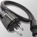 Statement II power cable  featuring High Performance Furutech FI-28(R) Power Connectors