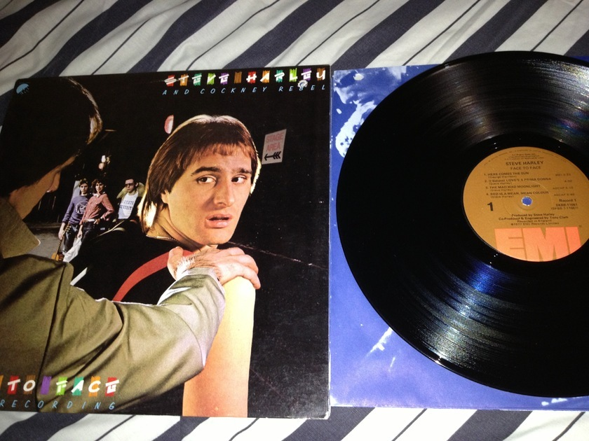 Steve Harley & Ccckney Rebel - Face To Face 2 LP NM