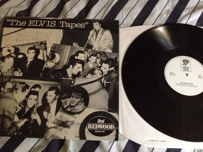 Elvis Presley - The Elvis Tapes LP NM