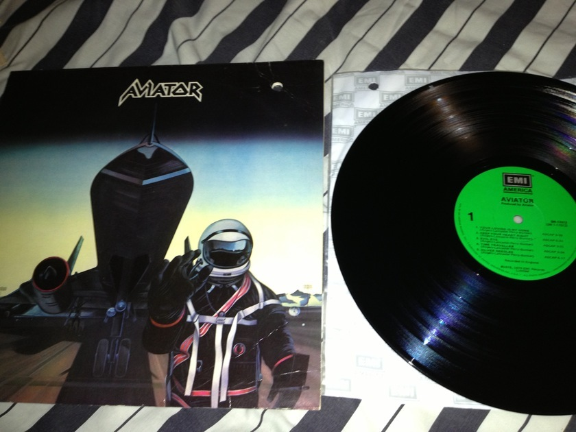 Aviator(Ex-Jethro Tull) - S/T LP NM