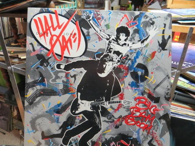 Hall-Oates - BIG BAM BOOM