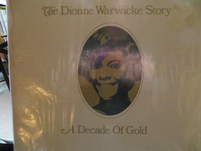 DIONNE WARWICK - THE DIONNE WARWICKE STORY 2 LP BEST