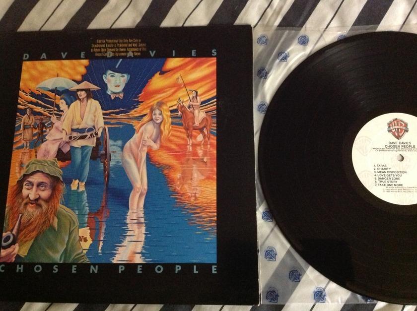 Dave Davies(Kinks) - Chosen People LP NM