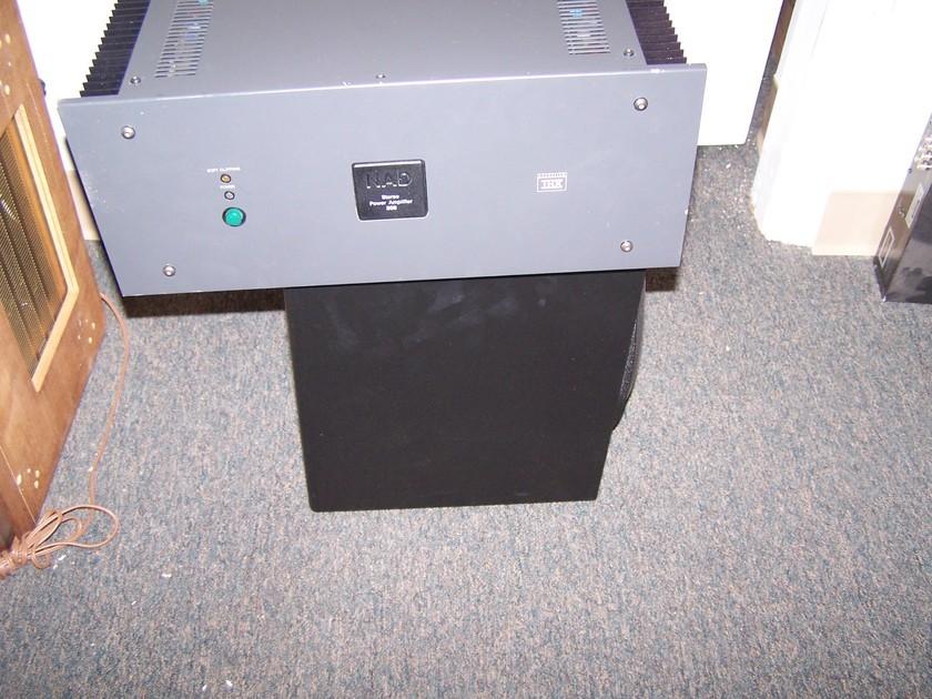 NAD 208 THX STEREO POWER AMP