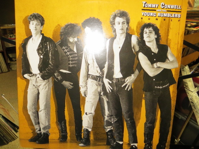 TOMMY CONWELL +THE YOUNG RUMBLERS - RUMBLE