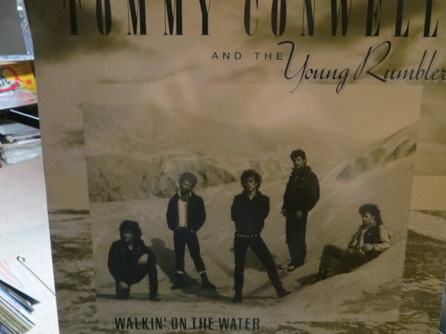 TOMMY CONWELL +THE YOUNG RUMBLERS - WALKIN' ON THE WATER