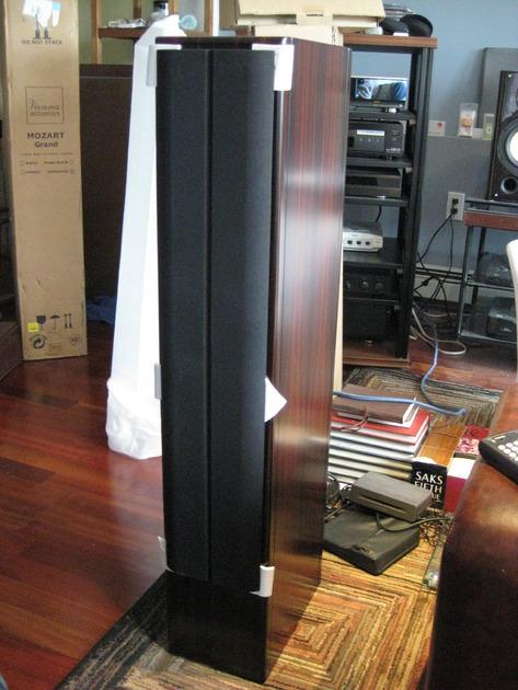 Vienna Acoustics Mozart Grand (Rose Wood) Brand New in Original Packaging $1,500+ Retail