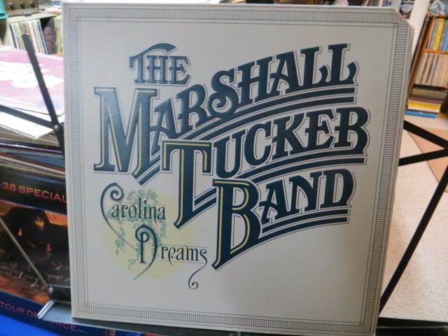 THE MARSHALL TUCKER BAND - CAROLINA DREAMS