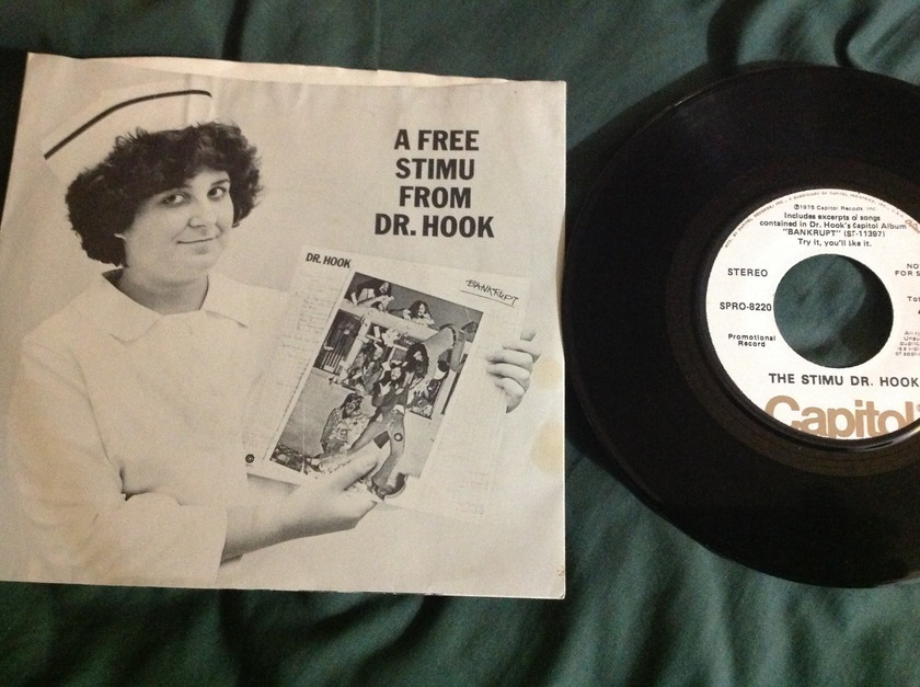 Dr. Hook - Promo Stimu 7 Inch Single NM