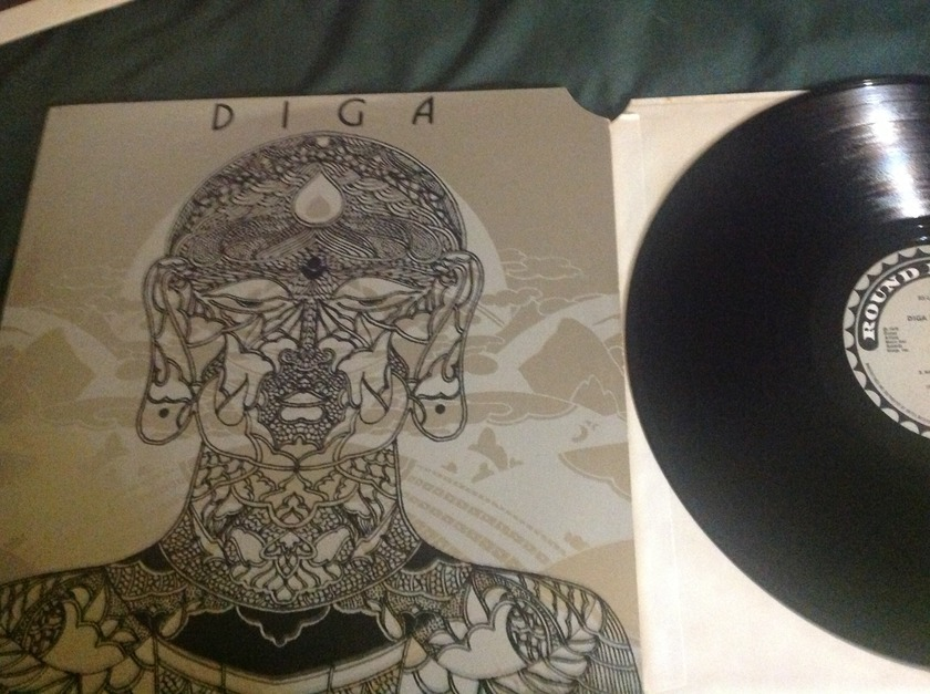 Diga Rhythm Band - Diga LP NM