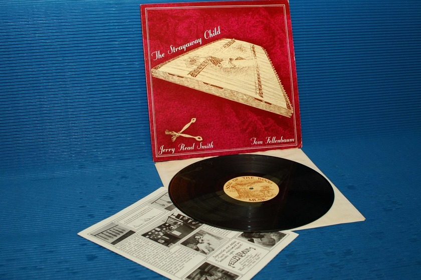 """JERRY REED SMITH   - """"The Strayaway Child"""" -  SOTW 1981 1st pressing Signed TAS List"""