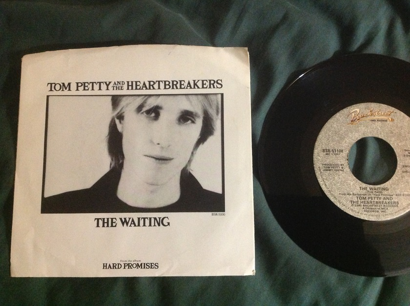 Tom Petty - The Waiting 45 With Sleeve