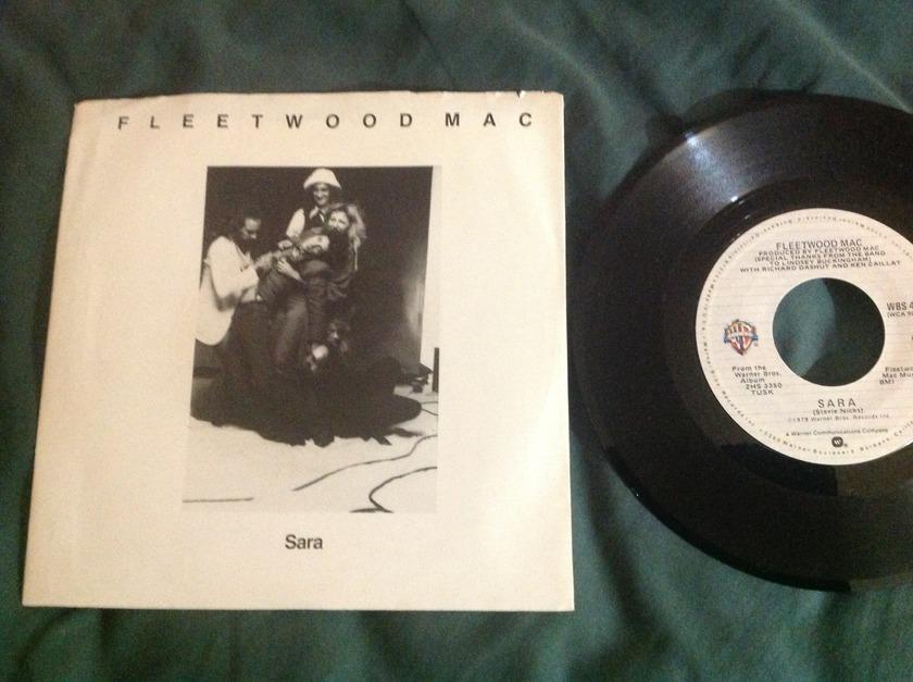 Fleetwood Mac - Sara 45 With Sleeve,NM