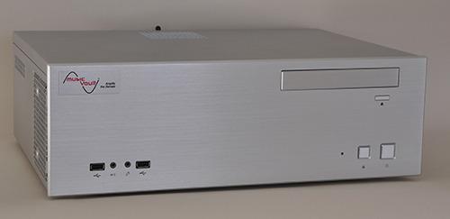 Music Vault New Emerald Music Server Emerald has both analog and digital SPDIF output