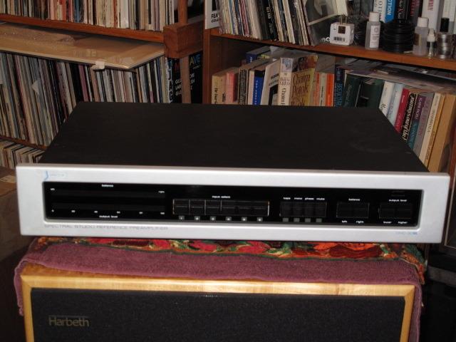 Spectral Audio DMC30SL Gen1 Preamp