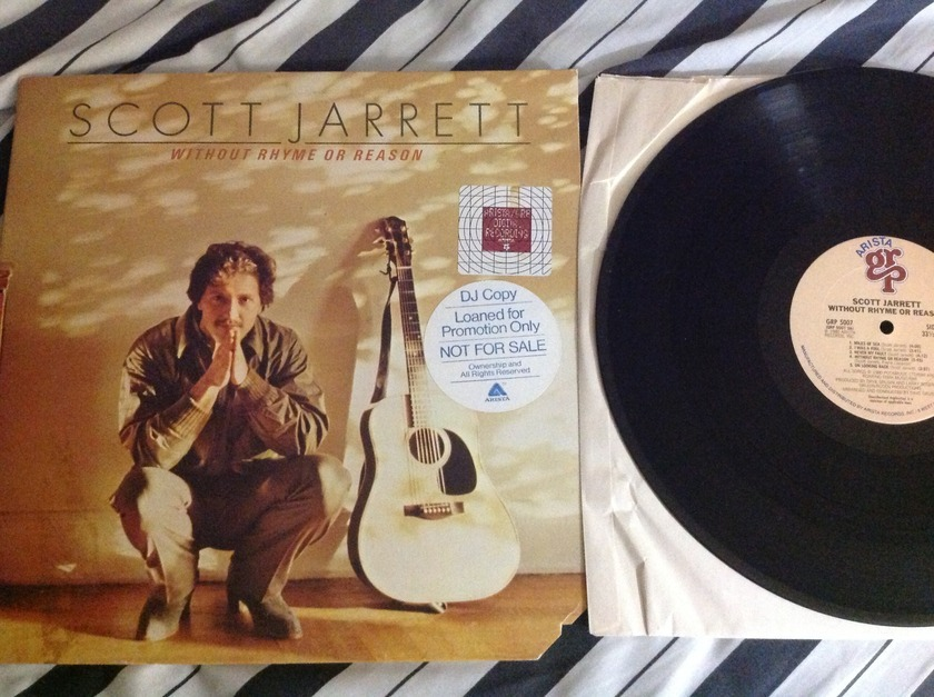 Scott Jarrett - Without Rhyme Or Reason LP NM