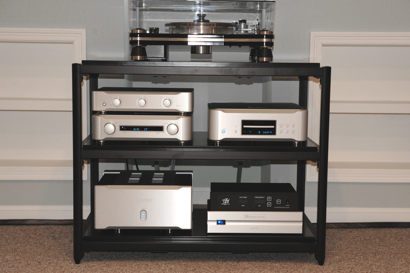 Steve Blinn Designs Audiophile Grade Rack, Priority #1 ...The Ultimate in Vibration Control