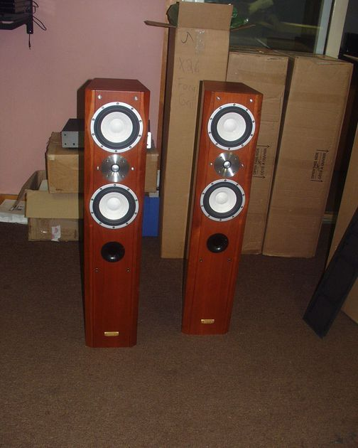 Esoteric MG-20 Speakers Magnesium Compound Speakers,