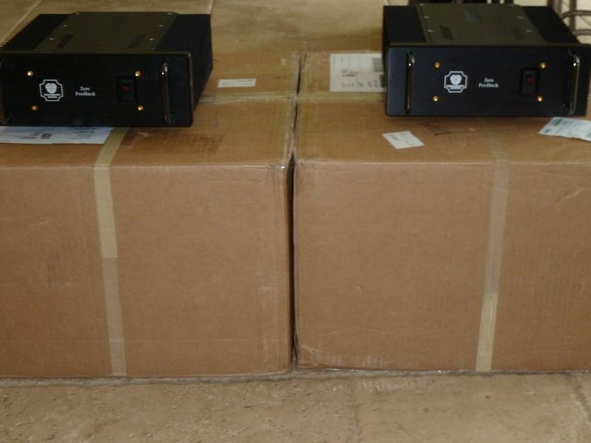 Monarchy Audio SM 70 Pro Monoblock Amplifiers