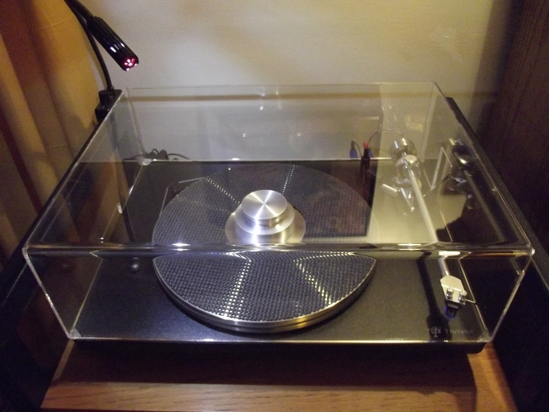 Vpi Traveler Dust Cover's V1 & V 2 ; Nomad Plinth & Table Top Dust Covers