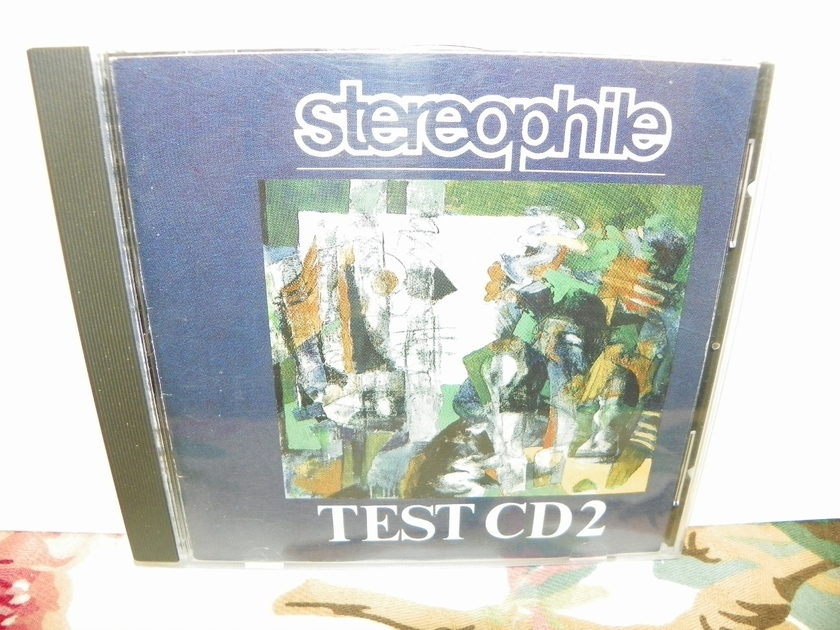 STEREOPHILE  - TEST CD2 STPH 004-2