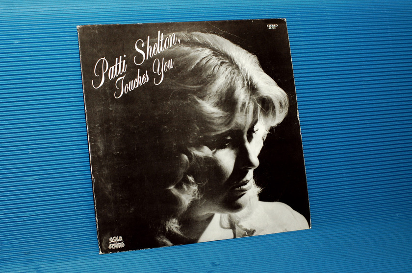 "PATTI SHELTON   - ""Touches You"" -  Gold Sound Records 1980"